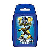 Top Trumps - Transformers Prime