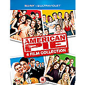American Pie 1, 2, 3 And Reunion (Blu-ray & UV Boxset)