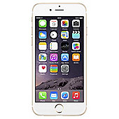 Tesco Mobile Apple iPhone 6 64GB Gold