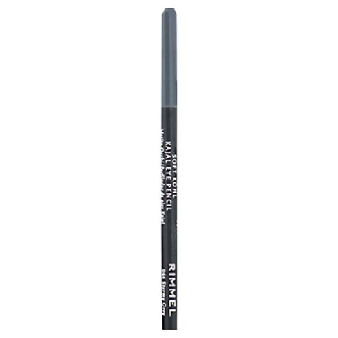Rimmel London Soft Kohl Kajal Eye-liner Pencil, Stormy Grey