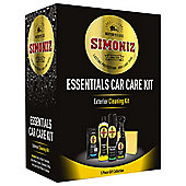 Simoniz Essentials Exterior Car Care Kit