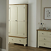 World Furniture Madison 2 Door Wardrobe