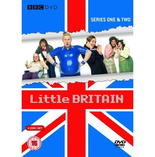 Little Britain - Series 1 & 2 (DVD Boxset)