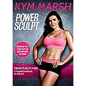 Kym Marsh: Power Sculpt DVD
