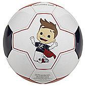 Euro 2016 Mascot Ball Size 4