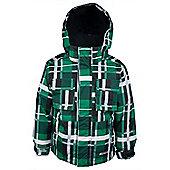 Goose Kids Ski Jacket - Green
