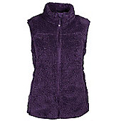 Yogi Women's Fleece Gilet - Purple