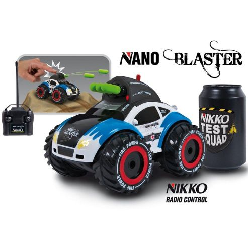 buy nikko radio control nano blaster from our rc vehicles range tesco. Black Bedroom Furniture Sets. Home Design Ideas