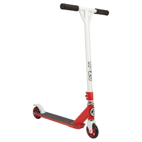 Zinc Boss 2-Wheel Stunt Scooter