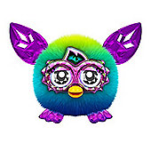 Furby Furblings Crystal Series Green to Blue