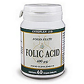 Cytoplan Folic Acid 60 Tablets