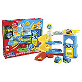 BABY WHEELS PLAYSET, 2 ASST. STYLES (POLICE & FIRE STATION)