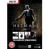 Hitman Ultimate Contract Collection (Hitman 1+2+3+4) - PC
