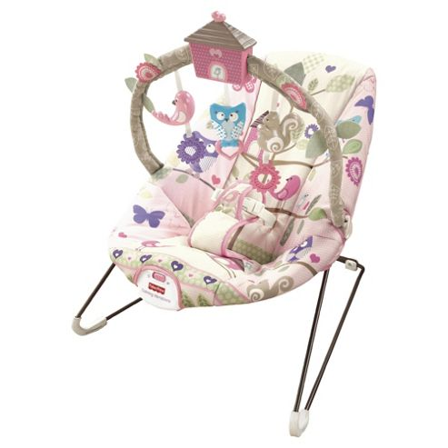 Fisher-Price Tree Party Comfy Time Bouncer