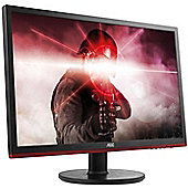 AOC G2460VQ6 AMD FreeSync 24 Gaming Monitor Resolution 1920x1080@60Hz Contrast Ratio 1000:1 1ms Response Time Aspect Ratio 16:9 Viewing Angle 178/170