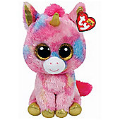 Ty Beanie Boos BUDDY - Fantasia the Unicorn Dog 24cm