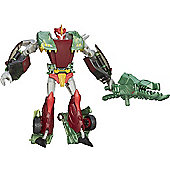 Transformers Prime Beast Hunters Deluxe Figure - Knock Out