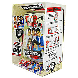 One Direction Top Trumps Tin