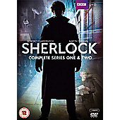 Sherlock Series 1 & 2 (DVD Boxset)