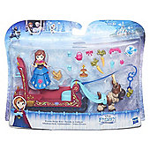 Frozen Disney Little Kingdom Sleigh Ride Figure