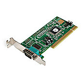 StarTech RS232 1 Port PCI Low Profile Serial Adapter Card with 16550 UART