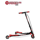 Yvolution Y Fliker A3 Air Kids' Scooter, Red
