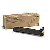 Xerox 6400 toner cartridge - Cyan