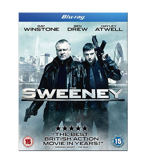 The Sweeney (Blu-ray)
