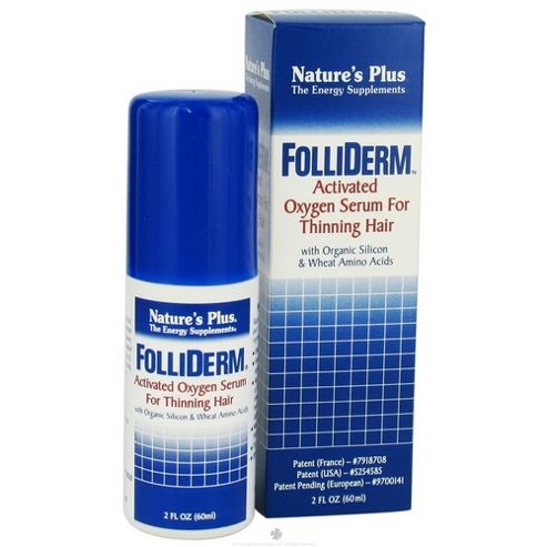 Folliderm Topical Hair Serum