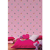 Disney Princess Hearts Wallpaper