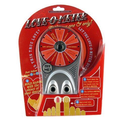 Oracle LoveOMeter