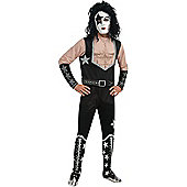 Kiss The Starchild - Adult Costume Size: 42-46