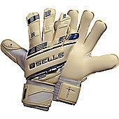 Sells Total Contact Pro Subzero Goalkeeper Gloves - White