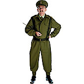 British Home Guard Officer - Small