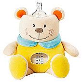 Milkysnugz Bottle Holder Comforter, Benji Bear