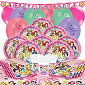 Disney Princess & Animals Deluxe Party Pack for 16
