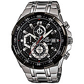 Casio Edifice Mens World Time Watch EFR-539D-1AVUEF