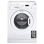 Hotpoint Extra WMXTF842P Washing Machine, 8Kg Wash Load, 1400 RPM Spin, A++ Energy Rating, White