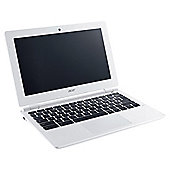 Acer Aspire CB3-111  11.6-inch Laptop, Intel Celeron, 4GB RAM,  32GB eMMC - White