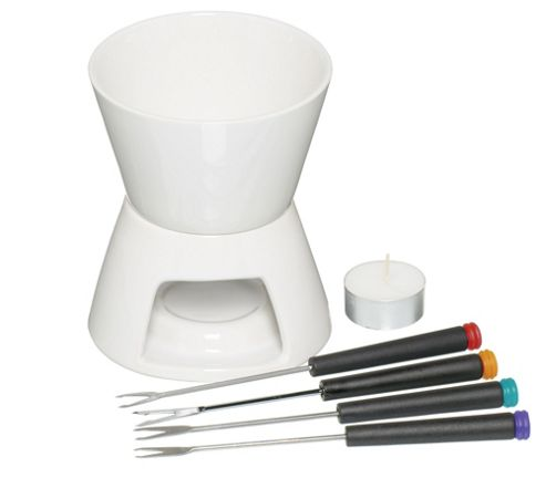 KitchenCraft Fondues Chocolate Fondue Set