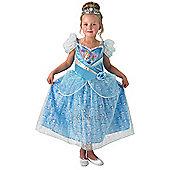 Shimmer Cinderella - Child Costume 5-6 years