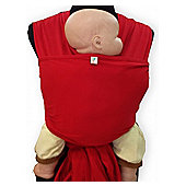 Palm and Pond Stretchy Baby Wrap - Red