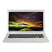Toshiba Chromebook CB30-B-104 (13.3 inch) Celeron (N2840) 2.16GHz 4GB 16GB SSD