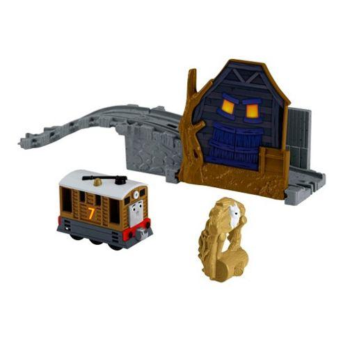 Thomas & Friends Take-n-Play Toby & the Spooky Barn