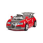 Kids Ultimate Electric Roadster Ride 6V In Red