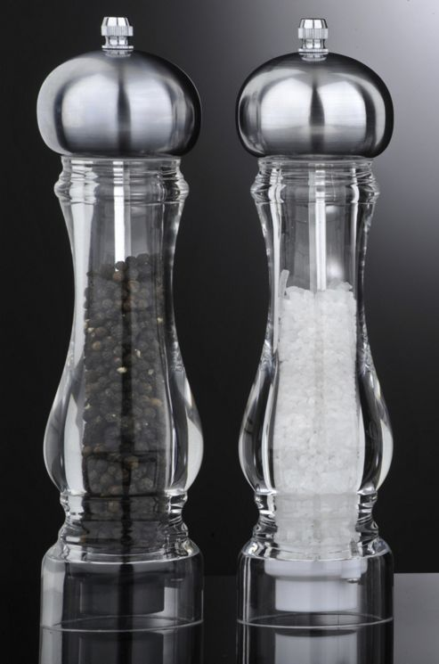 Buy David Mason Design King Salt And Pepper Mill Set From