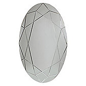 Pharmore Ltd Prestige Oval Mirror