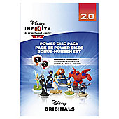 Disney Infinity 2.0 Classics Power Discs Pack