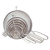Chefaid V407 Tinned Strainer 2.75In