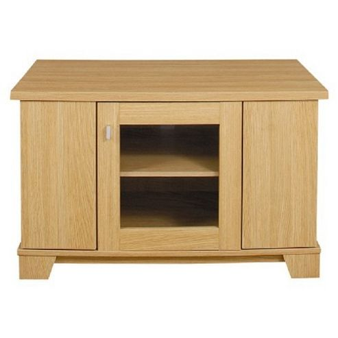 Caxton Sherwood Wooden Wide Entertainment Cabinet